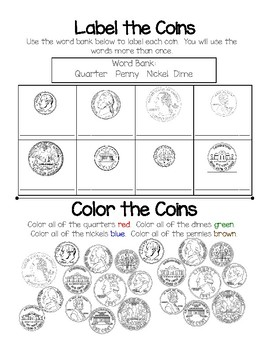 Coins Practice for Beginners