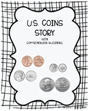 Coins Story with Comprehension Questions
