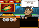 Coins and Money Interactive Computer Games Package from Mr