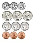 Coins for Money Unit