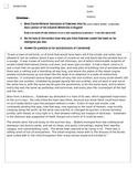 'Coketown' Excerpt Reading Activity - Industrial Revolution