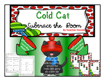 Cold Cat Subtract the Room (from 5 and under)