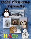 Cold Climate Animals HAM (hibernation, adaptation, or migration) Game