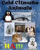 Cold Climate Animals HAM (hibernation, adaptation, or migr