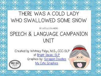 Cold Lady Swallowed Snow Companion Unit