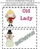 Cold Lady Swallowed Snow, Imitating, Retelling, Sequencing, January, Snowman