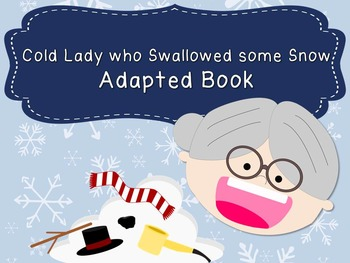 Swallowed Some Snow- Adapted Book