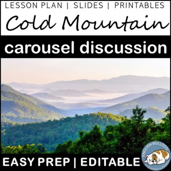 Cold Mountain Pre-reading Carousel Discussion