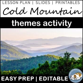 Cold Mountain Themes Textual Analysis Activity