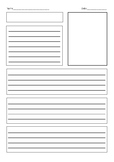 Cold Task Writing Template