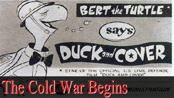 Cold War 1945-1952 59-Slide PowerPoint Presentation