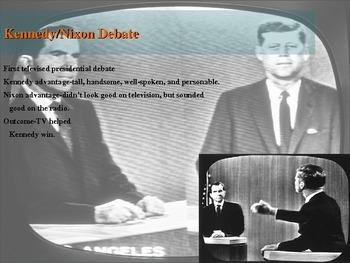 Cold War:  1960s
