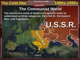 Cold War (80s-90s) PART 3 - Revolutions of 1989, Fall of the Berlin Wall