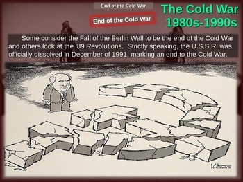 Cold War (80s-90s) PART 5 - End of the Cold War, Dissolution of the U.S.S.R.