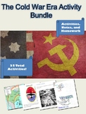 Cold War Activity Bundle: 25 Lessons in 1!