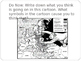 Cold War: Arms Race Lecture/ PPT w/ political cartoons