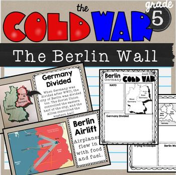 Cold War: Berlin Wall Lesson SS5H5b