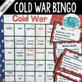 Cold War Bingo