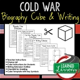 Cold War Activity Biography Cubes (American and World History)