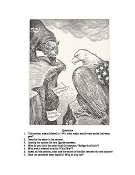 Cold War Cartoon