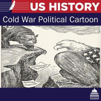 "Cold War ""Bridge the Gulch"" Cartoon and Questions"
