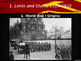 Cold War. Chapter 1. Frenemies. 1917-1947. Part 1.