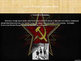 Cold War. Chapter 1. Frenemies. 1917-1949. Part 3.