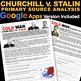 Cold War - Churchill v. Stalin Primary Source Analysis (Iron Curtain Speech)