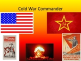 Cold War Commander: A Cold War Tabletop Game AND Mini-Unit
