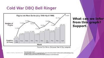 Cold War DBQ Bell Ringers