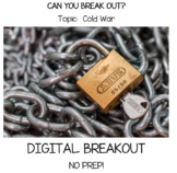 Cold War Digital Breakout