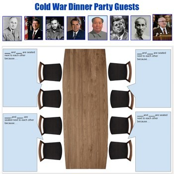 Cold War Dinner Party Lesson