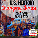 Cold War Fan & Pick {U.S. History}