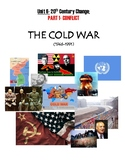 Cold War Guided Notes Packet