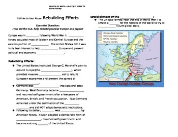 Cold War Guided Notes (STUDENT COPY)