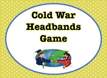 Cold War Headbands Game (Digital Version)