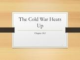 Cold War Heats Up - Korea