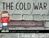 "Cold War ""I Have Who Has"" Interactive Vocabulary Game"