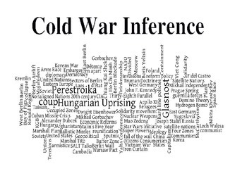 Cold War Inference Wordle Lesson Plan