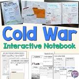 Cold War Interactive Notebook Activities