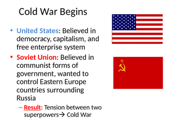 Cold War: Introduction