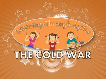 "Cold War ""Learning Through Lyrics"" Lesson"