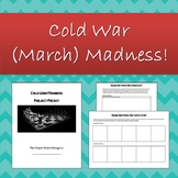 Cold War (March) Madness: A Project-Based Approach