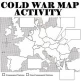 Cold War Map Activity