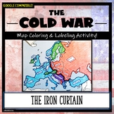 Cold War Map Activity: The Iron Curtain and Alliances (Col