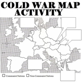 Cold War Map Activity