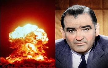 Cold War McCarthyism and Nuclear Weapons