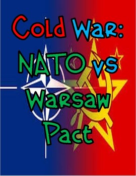 Cold War: NATO vs the Warsaw Pact