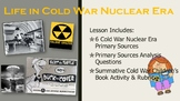 Cold War Nuclear Era Lesson