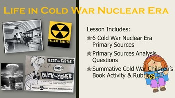 Cold War Nuclear Era Lesson